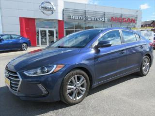 Used 2018 Hyundai Elantra GL for sale in Peterborough, ON