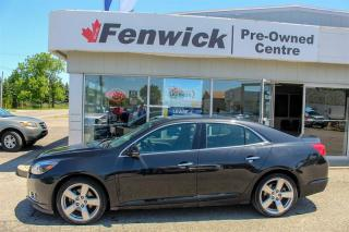 Used 2015 Chevrolet Malibu 2LZ for sale in Sarnia, ON