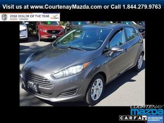Used 2016 Ford Fiesta (5) SE for sale in Courtenay, BC
