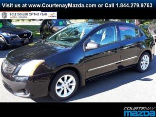 Used 2012 Nissan Sentra 2.0 S CVT for sale in Courtenay, BC