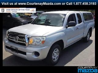 Used 2005 Toyota Tacoma 4X2 Access Cab 5M for sale in Courtenay, BC