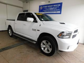 Used 2014 RAM 1500 Sport LEATHER NAVI SUNROOF for sale in Listowel, ON