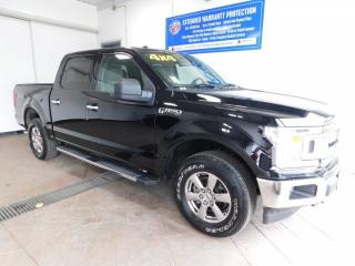 Used 2018 Ford F-150 XTR CREW for sale in Listowel, ON