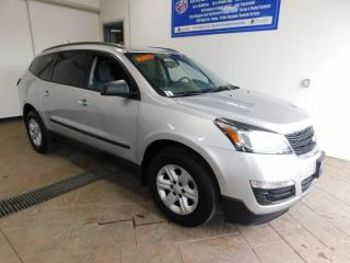Used 2015 Chevrolet Traverse LS for sale in Listowel, ON