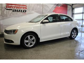 Used 2013 Volkswagen Jetta Comfortline Tdi Dsg for sale in Lévis, QC