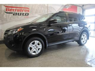 Used 2015 Toyota RAV4 LE AWD for sale in Lévis, QC