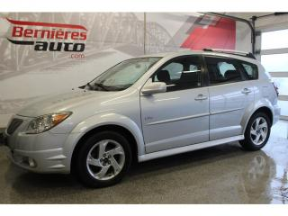 Used 2008 Pontiac Vibe Toit for sale in Lévis, QC