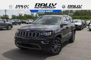 Used 2018 Jeep Grand Cherokee Limited for sale in Prince Albert, SK