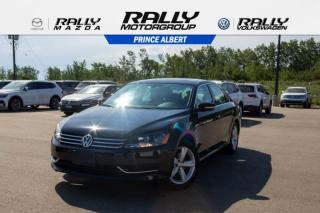 Used 2015 Volkswagen Passat COMFORTLINE for sale in Prince Albert, SK