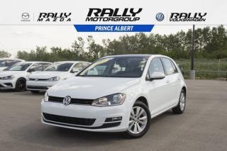 Used 2015 Volkswagen Golf COMFORTLINE for sale in Prince Albert, SK