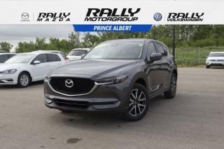 Used 2018 Mazda CX-5 GT for sale in Prince Albert, SK