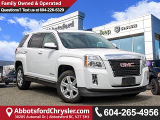 Used 2014 GMC Terrain SLE-1 *ACCIDENT FREE* *LOCALLY DRIVEN* for sale in Abbotsford, BC