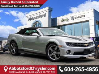 Used 2011 Chevrolet Camaro SS *WHOLESALE DIRECT* for sale in Abbotsford, BC