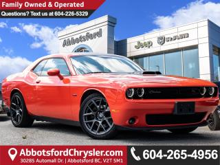 Used 2017 Dodge Challenger R/T *ACCIDENT FREE* *LOCALLY DRIVEN* for sale in Abbotsford, BC