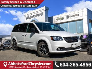 Used 2017 Dodge Grand Caravan *ACCIDENT FREE* *LOCALLY DRIVEN* for sale in Abbotsford, BC