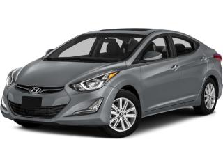 Used 2015 Hyundai Elantra Sport Appearance ACCIDENT FREE & BC OWNED for sale in Abbotsford, BC