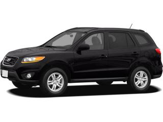 Used 2010 Hyundai Santa Fe Limited 3.5 LOW KILOMETRES & ACCIDENT FREE for sale in Abbotsford, BC