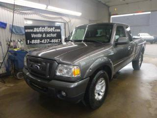 Used 2011 Ford Ranger Sport 4x4 Awd for sale in St-Raymond, QC