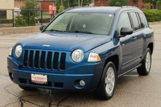 Used 2010 Jeep Compass Sport/North CERTIFIED for sale in Waterloo, ON