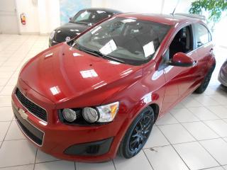 Used 2012 Chevrolet Sonic Chevrolet Sonic Berline 4 portes LT** B for sale in Montréal, QC