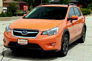 Used 2015 Subaru XV Crosstrek Sport Package AWD | Sunroof | Heated Seats | CERTIFIED for sale in Waterloo, ON