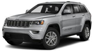 New 2019 Jeep Grand Cherokee Laredo for sale in Ottawa, ON