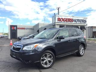Used 2015 Subaru Forester 2.5I LTD AWD - for sale in Oakville, ON