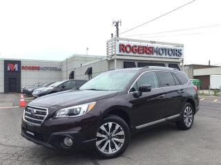 Used 2017 Subaru Outback 3.6R LTD AWD - NAVI - LEATHER - SUNROOF for sale in Oakville, ON