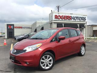 Used 2015 Nissan Versa Note SL - NAVI - 360 CAMERA - BLUETOOTH for sale in Oakville, ON