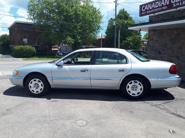 1998 Lincoln Continental