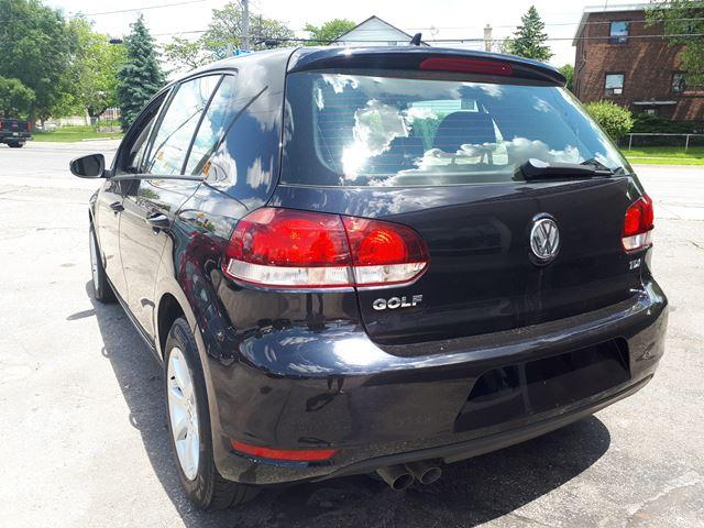 2012 Volkswagen Golf