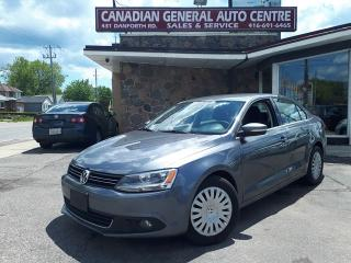 Used 2012 Volkswagen Jetta for sale in Scarborough, ON
