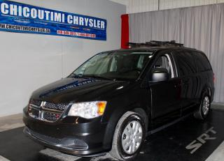 Used 2016 Dodge Grand Caravan for sale in Chicoutimi, QC