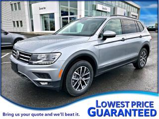 Used 2019 Volkswagen Tiguan 2.0T Comfortline 4Motion AWD 5-Passenger for sale in PORT HOPE, ON
