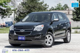 Used 2013 Chevrolet Equinox CleanCarfax Certified Serviced New Brakes & Tires for sale in Bolton, ON