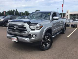 Used 2016 Toyota Tacoma LIMITED for sale in Moncton, NB