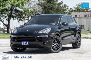 Used 2014 Porsche Cayenne 3.6L Navi*RCam*Roof 20