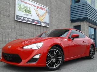 Used 2016 Scion FR-S 73$/sem*200hp*camÉra*mags*bluetooth* for sale in Richelieu, QC