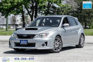 Used 2012 Subaru Impreza WRX STI 1Owner5DrTechNavSubaruServicedCertifiedTimingBelt for sale in Bolton, ON
