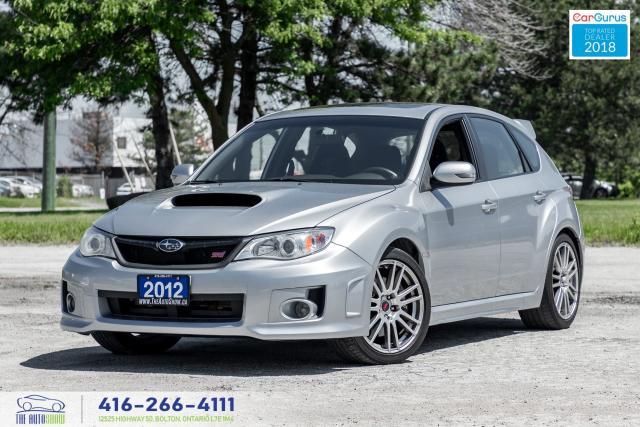 2012 Subaru Impreza WRX STI 1Owner5DrTechNavSubaruServicedCertifiedTimingBelt