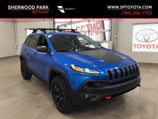 Used 2018 Jeep Cherokee Trailhawk for sale in Sherwood Park, AB