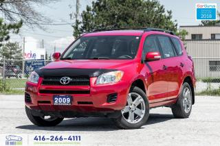 Used 2009 Toyota RAV4 4WD 2.4L 1Owner ToyotaServiced Certified 18'sClean for sale in Bolton, ON