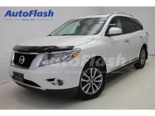 Used 2015 Nissan Pathfinder SL AWD * Tech-Pkg. *GPS/Camera-360* Toit-Pano for sale in St-Hubert, QC