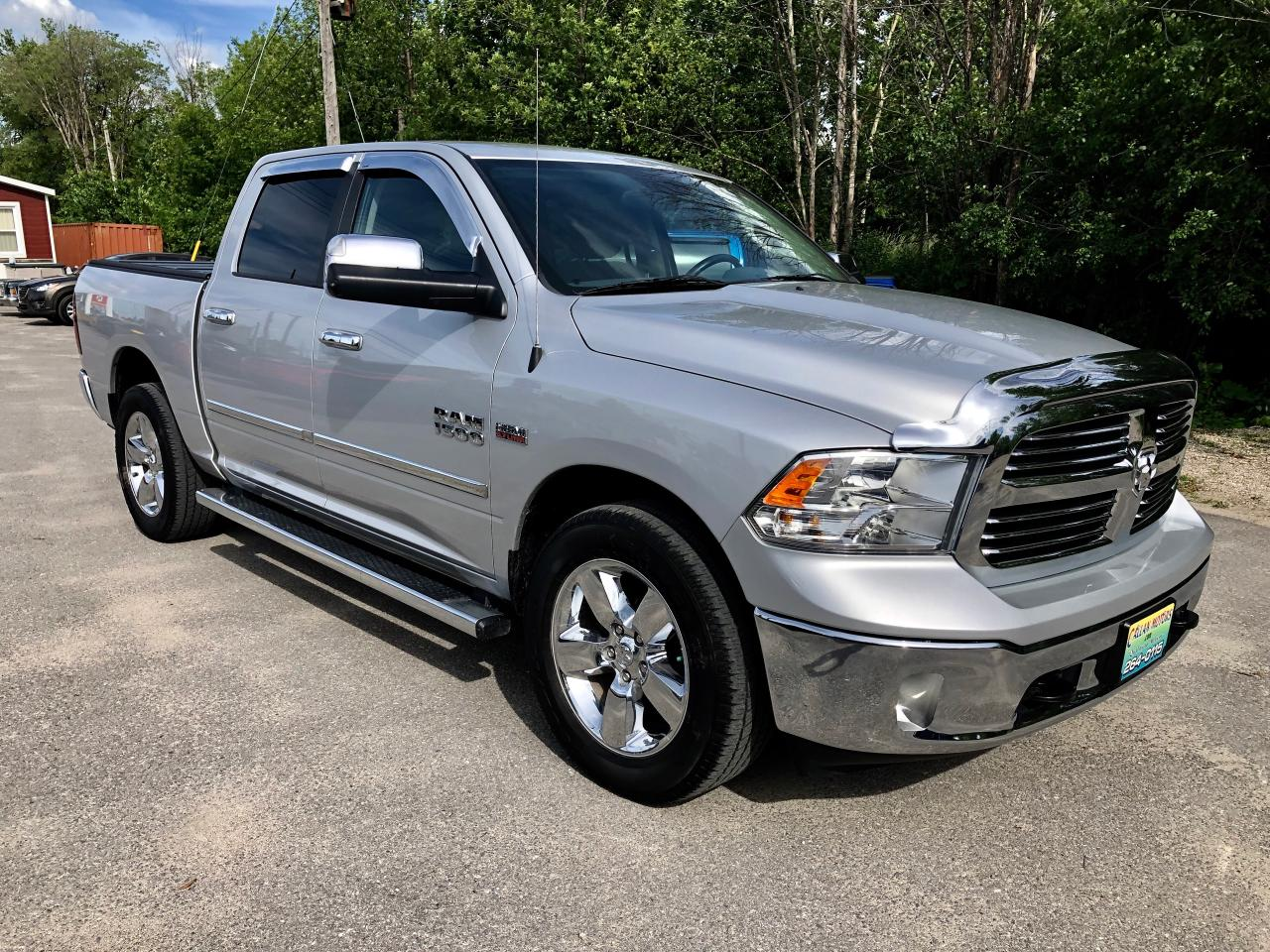 2015 RAM 1500 Big Horn with only 81500 km