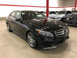 Used 2016 Mercedes-Benz E-Class E250 BLUETEC 4MATIC AVANTGARDE EDITION AMG 360 for sale in Vaughan, ON