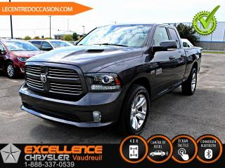 Used 2015 RAM 1500 SPORT 4X4 *CAMERA* for sale in Vaudreuil-Dorion, QC