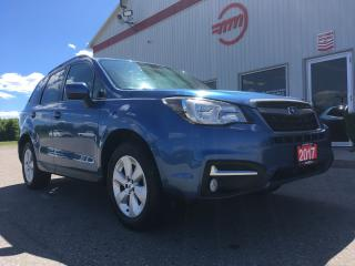 Used 2017 Subaru Forester i Convenience for sale in Tillsonburg, ON