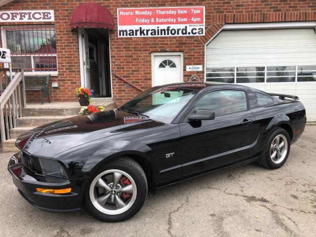 2005 Ford Mustang GT 4.6 litre V8 manual transmission