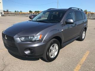Used 2010 Mitsubishi Outlander ES for sale in Mississauga, ON