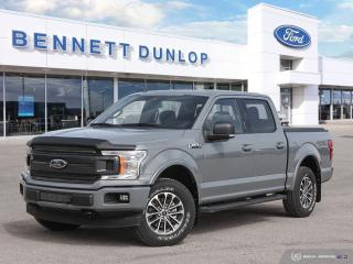New 2019 Ford F-150 XLT for sale in Regina, SK